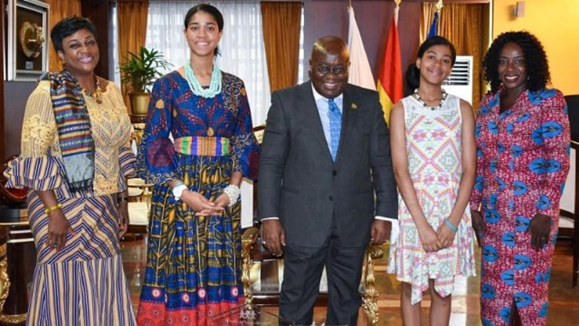 President Akufo-Addo of Ghana