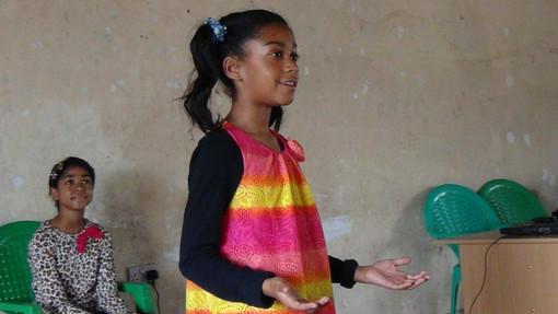 Speaking in Malawi