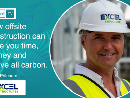 How offsite construction can save you time, money and above all carbon. With Jason