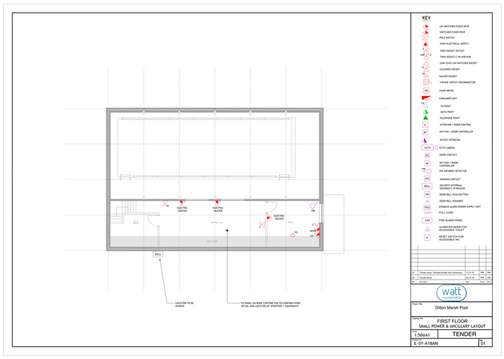 E01-A18AN V01 - Dilton Marsh Pool - Smal