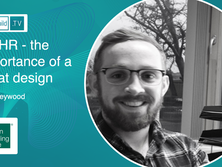 MVHR - the importance of a great design With Tom Heywood