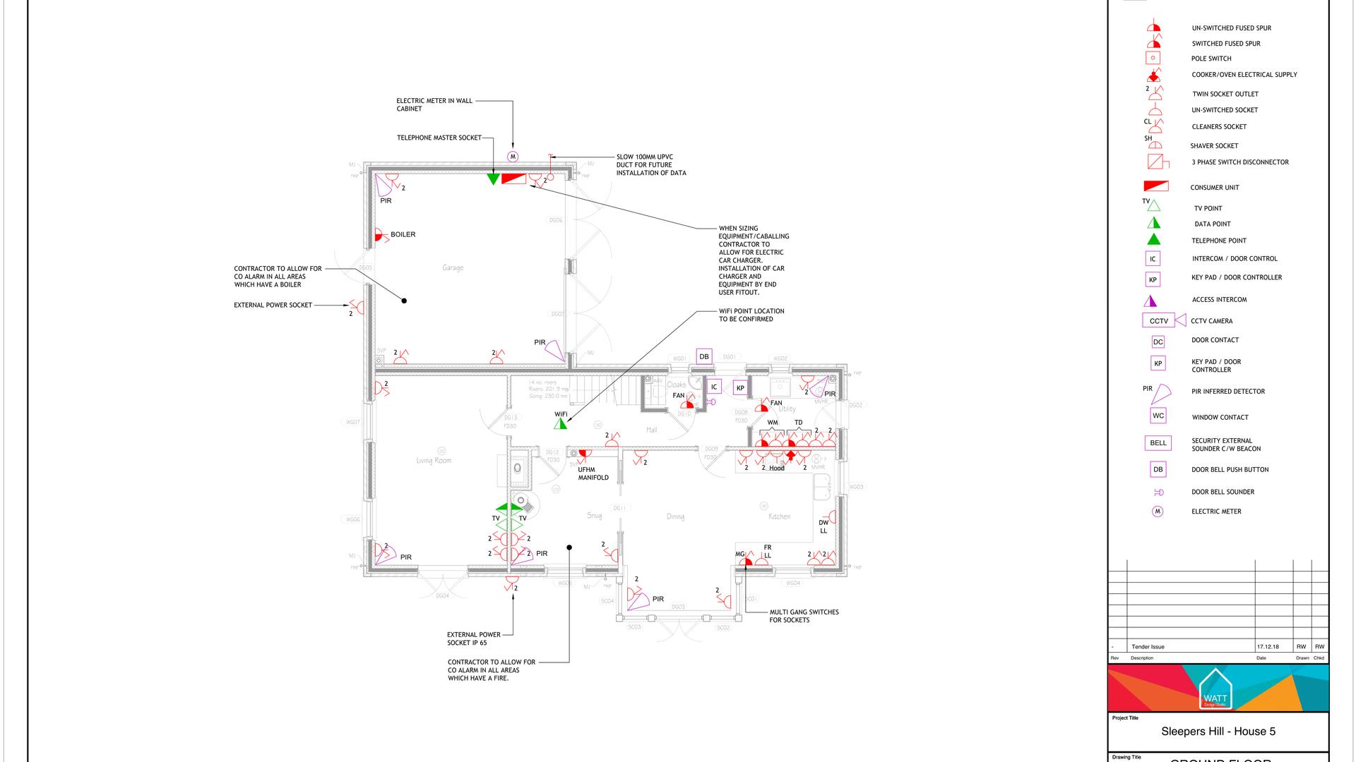 E V00 - Sleepers Hill - House 5 - Small