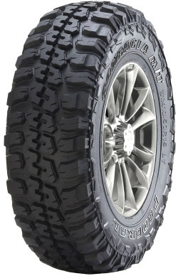 FEDERAL COURAGIA MT LT31x10.5R15