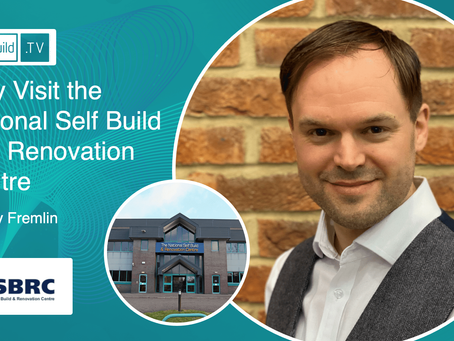 Why visit the National Self Build and Renovation Centre