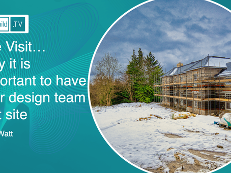 Site Visit…Why it is important to have your design team visit site