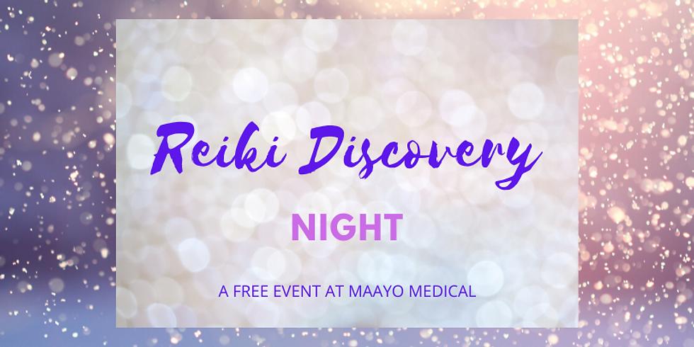 Reiki Discovery Night