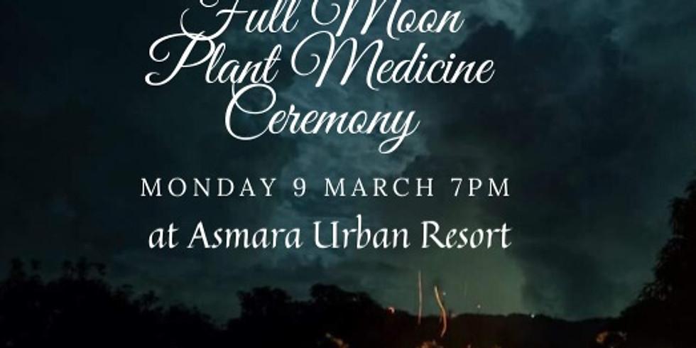 Full Moon Plant Medicine