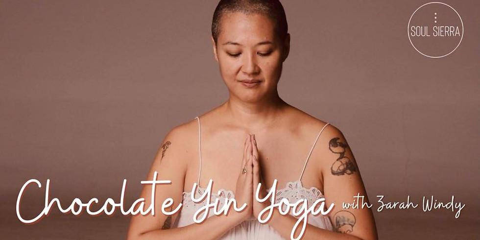 Chocolate Yin Yoga