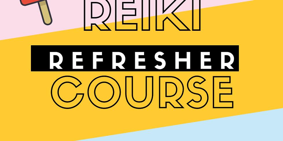 Reiki Refresher Course