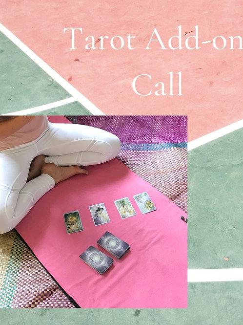 Tarot Add-on 1:1 call