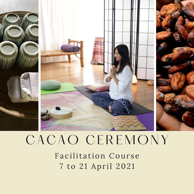 Cacao Ceremony Facilitation Course