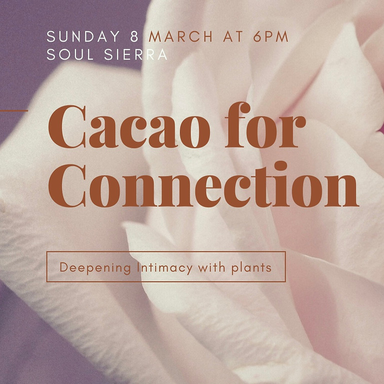 Cacao for Connection