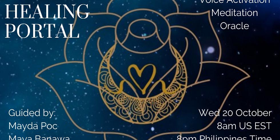 Sacred Healing Portal