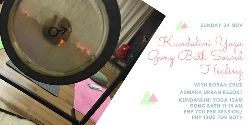 Kundalini Yoga + Gong Bath