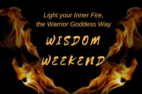 Wisdom Weekend