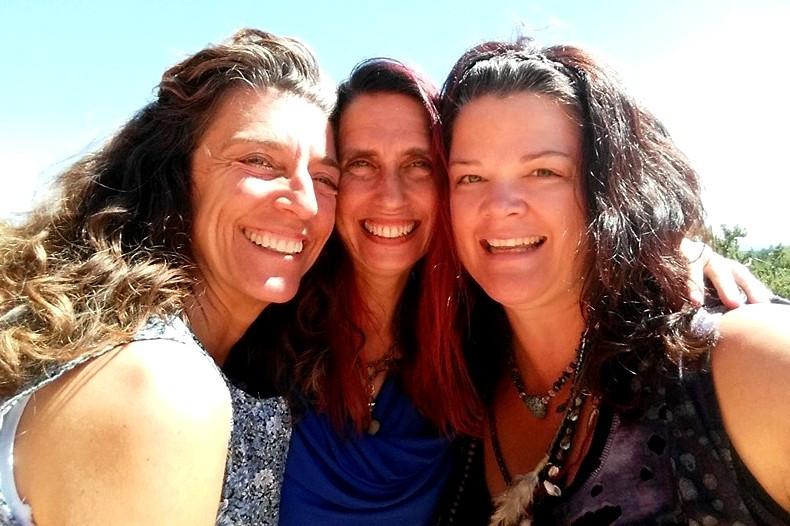 Sarah Rose Marshank, HeatherAsh Amara, Angela McPherson