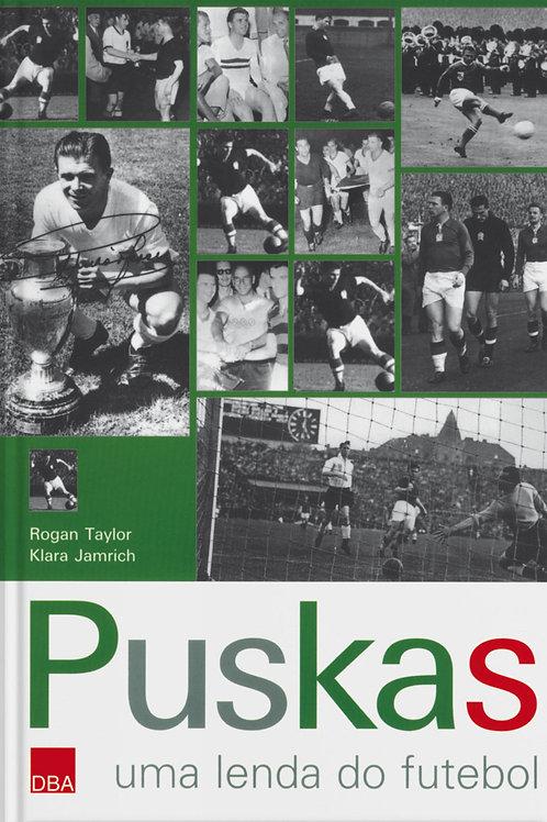 Puskas, uma lenda do futebol