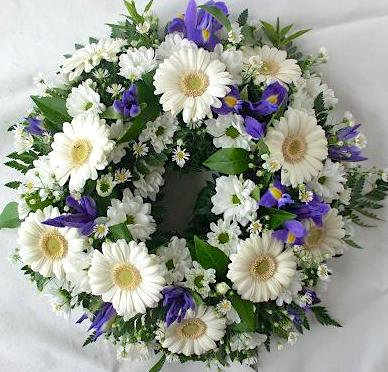 Florists choice funeral design £35 - £75