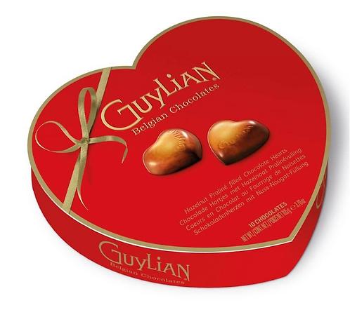 Guylian praline hearts