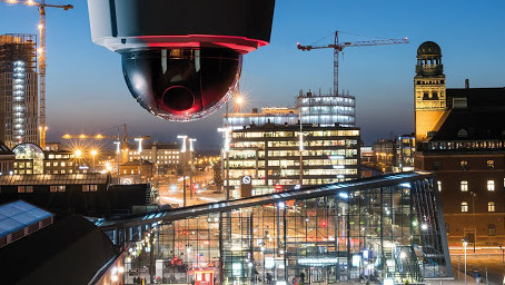 How Security Cameras for Cities  Can Make Streets Safer