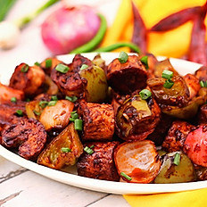 Lamb Chilli Kabab