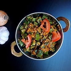 Bhindi Bhaji