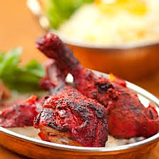 Tandoori Chicken 4pc