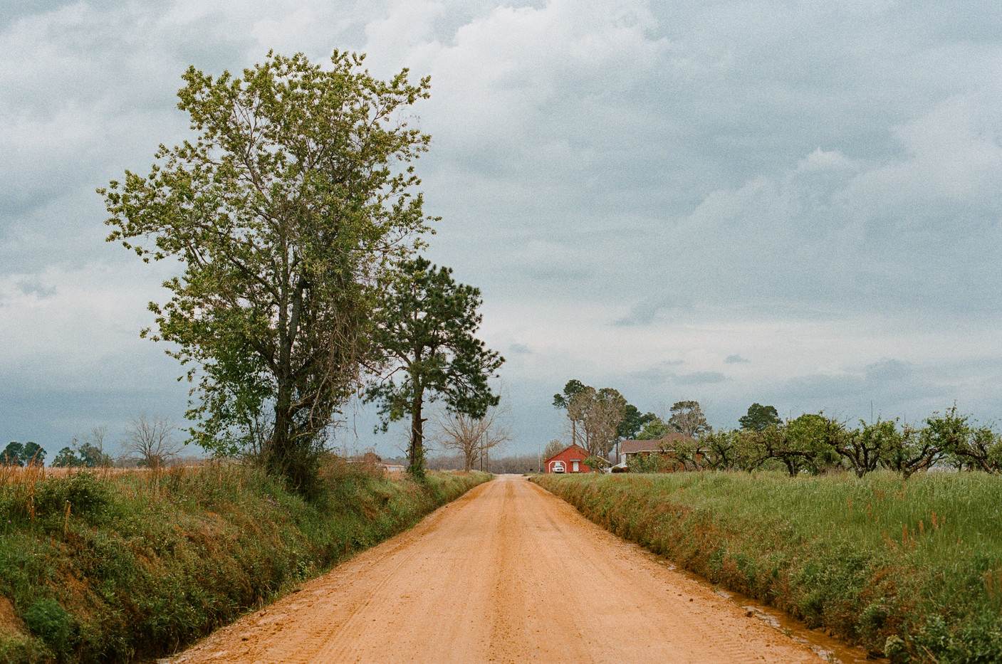 Red Clay Road