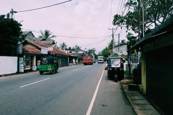 Exploring Sri Lanka - Hikkaduwa