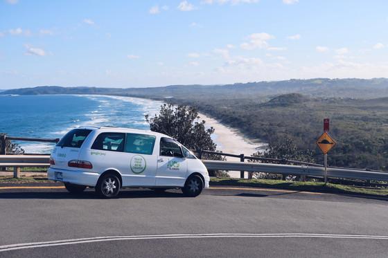 Australia - Sydney to Gold Coast road trip in El Cheapo