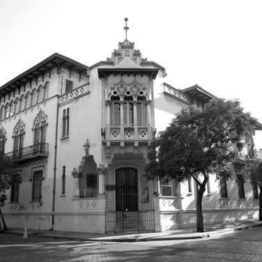 PALACIO LETELIER, SANTIAGO