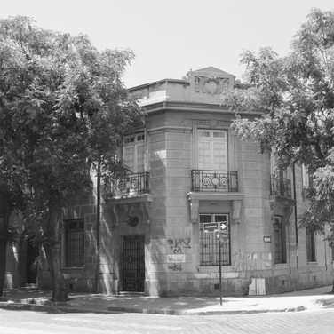 CASA CRUZ MONTT, SANTIAGO