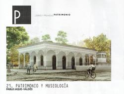 Patrimonio y Museología