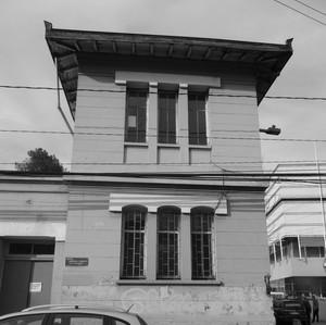 PABELLÓN ALEJANDRO DEL RÍO, HOSPITAL SAN BORJA ARRIARÁN