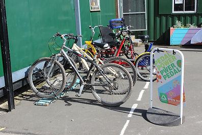 Cycle hire Wrexham