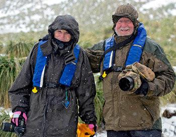 Pam and Eddy Lane - Svalbard, Kingdom of the Ice Bear