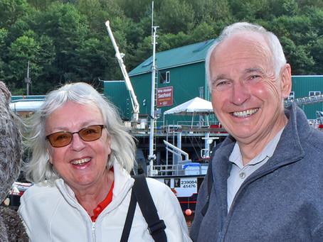 Paul & Jenny Bailey: Alaska - the Last Frontier