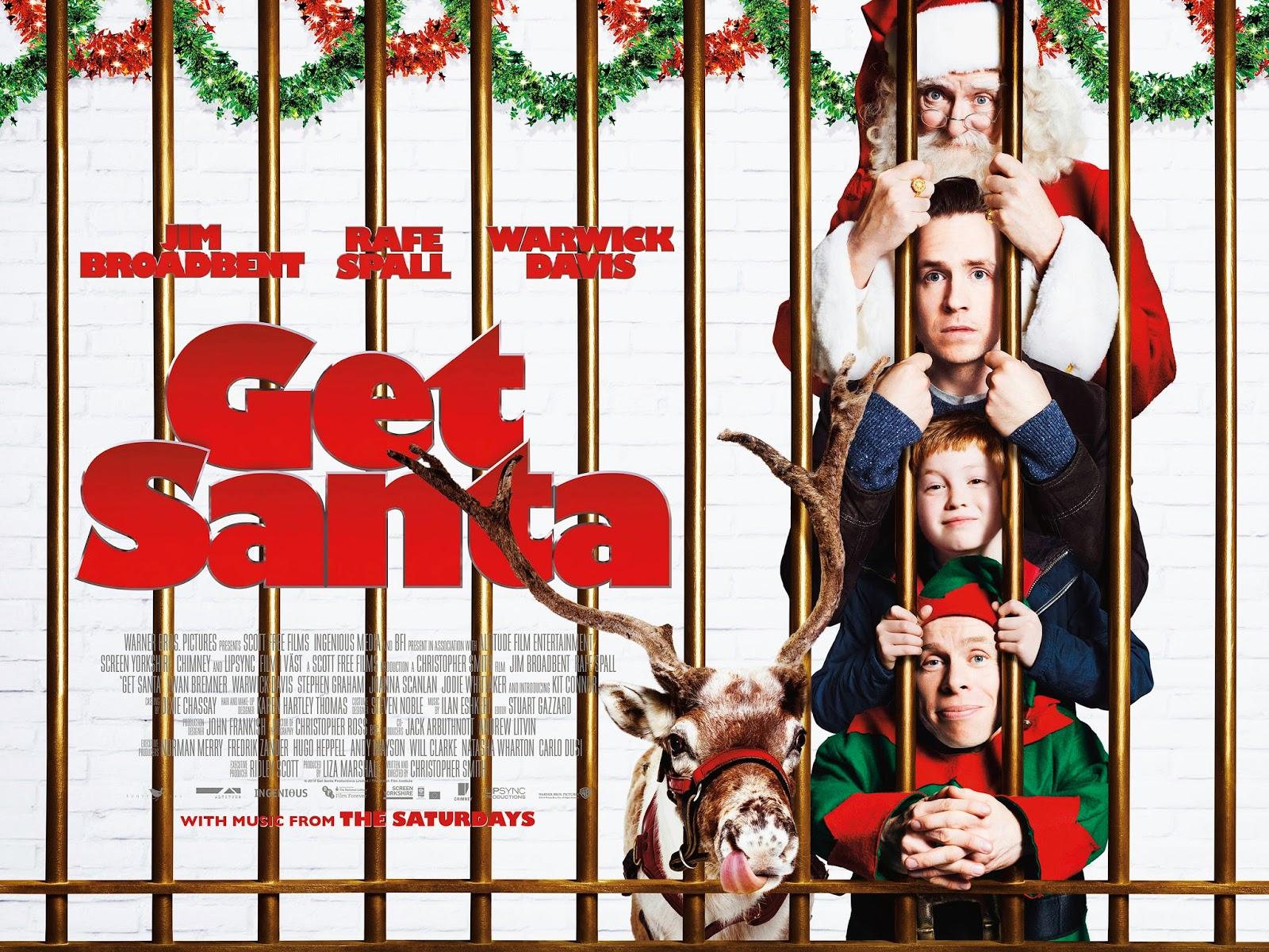 Get Santa by Ilan Eshkeri