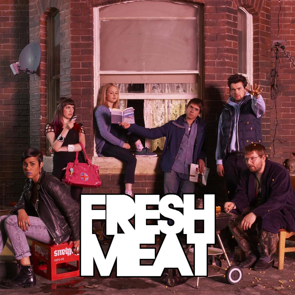 Fresh Meat - Luke Ritchie