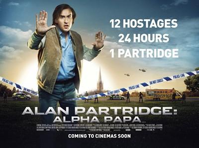 Alan Partridge Alpha Papa by Eshkeri