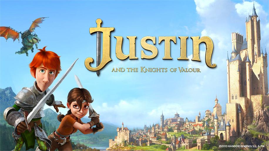 Justin+the Knights of Valour-Eshkeri