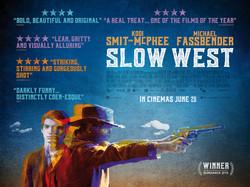 Slow West by Jed Kurzel