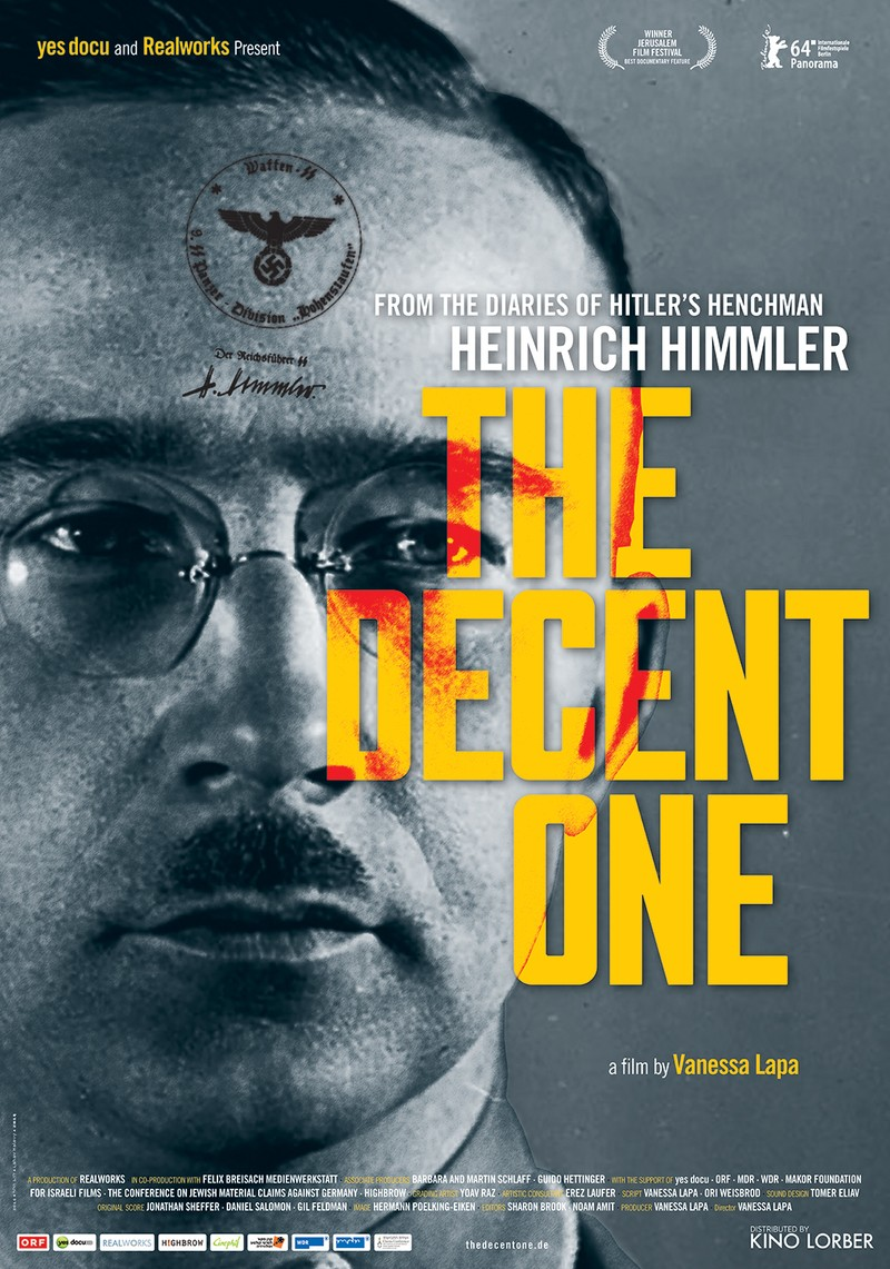 The Decent One by Jonathan Sheffer