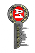 A-1 Locksmith logo