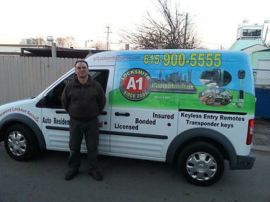 Locksmith in Madison tn by A-1 locksmith