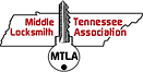 A-1 Locksmith is member of Middle tennessee locksmith Association