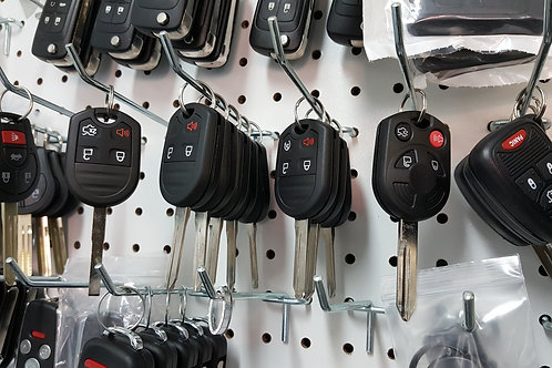 key Fob Replacement