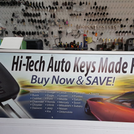 Key fob programming and replacement