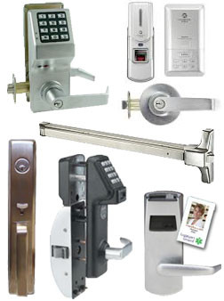 Commercial locks for businesses sales and install by A-1 Locksmith in Nashville tn