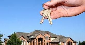 locked key in house